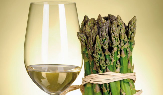 Unsere Weinempfehlung zum Spargel