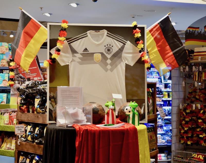 Verlängerung unseres WM-Trikot-Gewinnspiels in Marsdorf