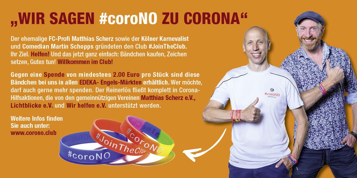 coroNo zu Corona