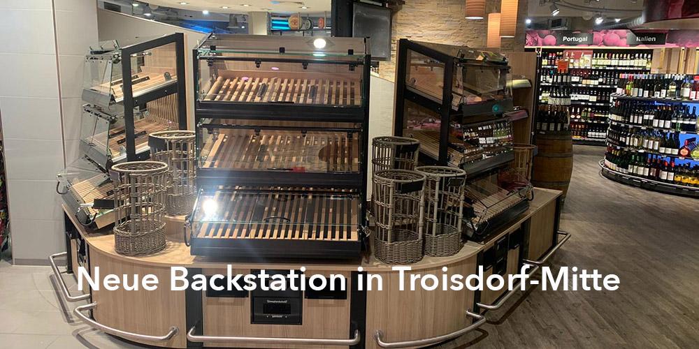 Neue Backstation für Troisdorf-Mitte